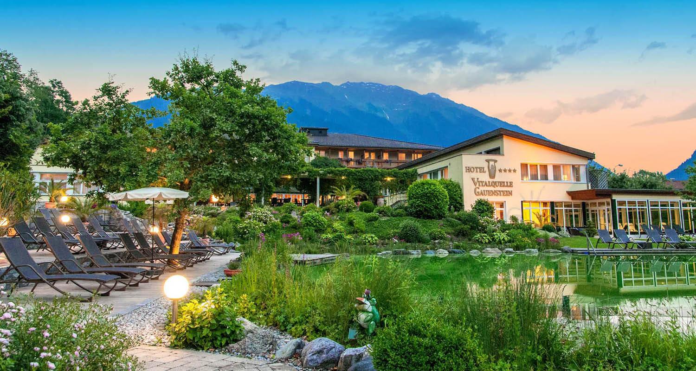 Hotel Vitalquelle Montafon