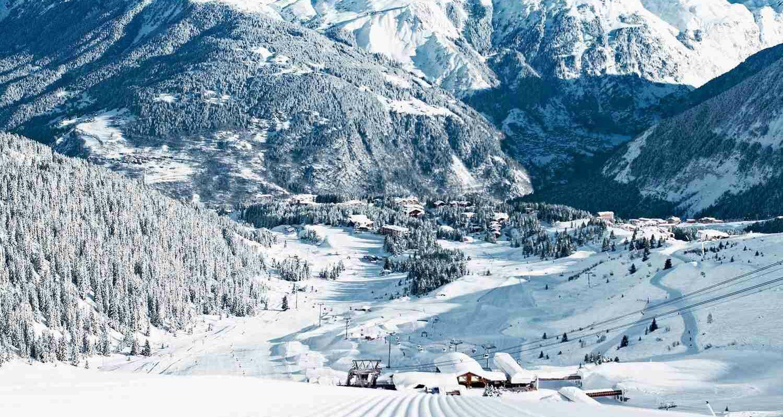 Best of Les Trois Vallées: Drei Täler, ein gemeinsamer Nenner