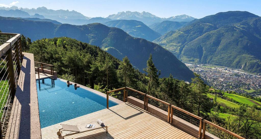 Sommer-Tipp 2021: Das vier Sterne Superior Hotel Belvedere