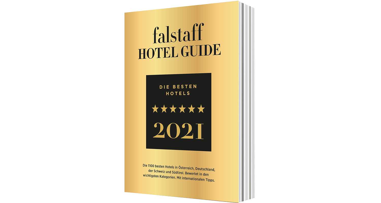 Jetzt neu: der Falstaff Hotel Guide!