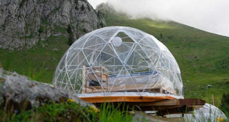Die fünf kuriosesten Hotels in Österreich