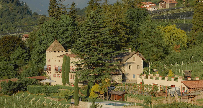 Schloss Plars wine & suites
