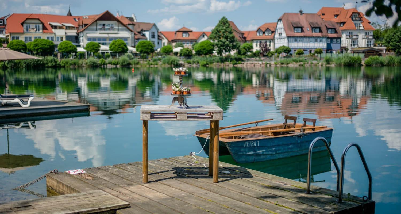 Seehotel Niedernberg – Das Dorf am See