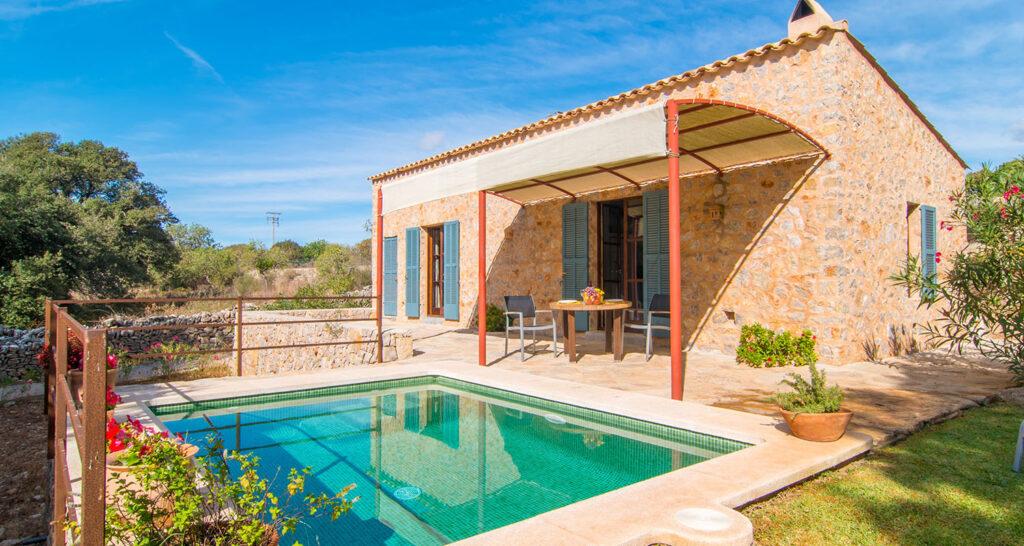 Sonniges Homeoffice auf Mallorca