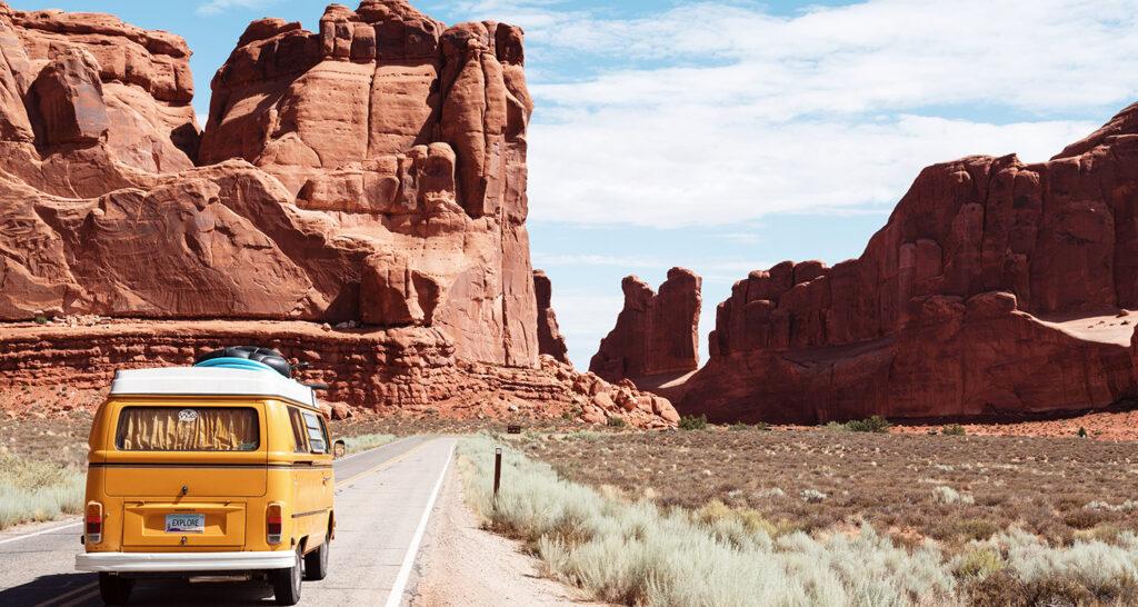 Das sind die Instagram-tauglichsten Roadtrips der Welt