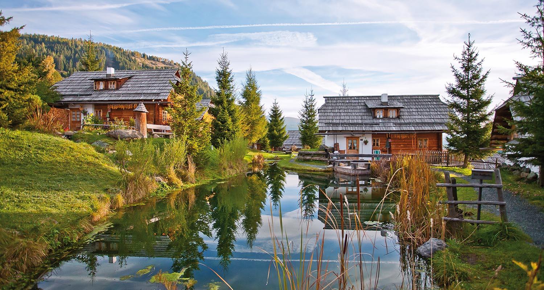 Das sind die schönsten und gemütlichsten Hütten in Österreich