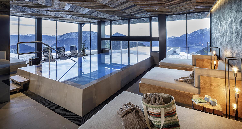 Neueröffnung mit Weitblick: Die Kraftalm in den Kitzbüheler Alpen