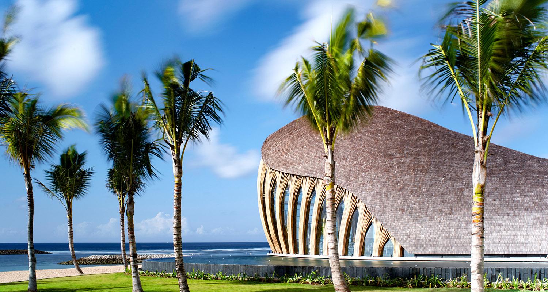 The Apurva Kempinski Bali setzt den Fokus auf Nachhaltigkeit
