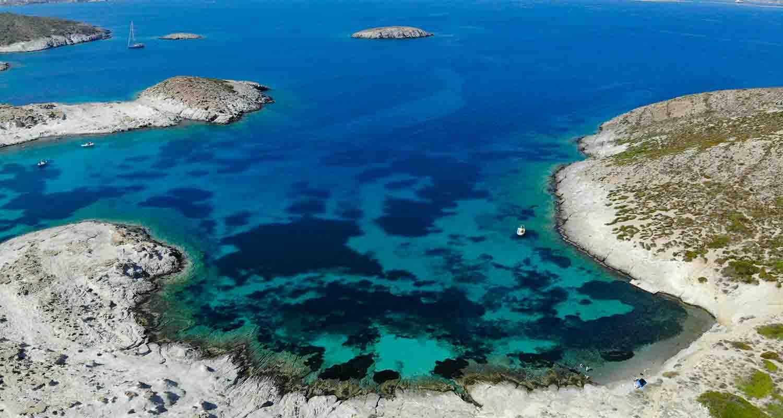 Diese griechischen Inseln gelten als absolute Geheimtipps