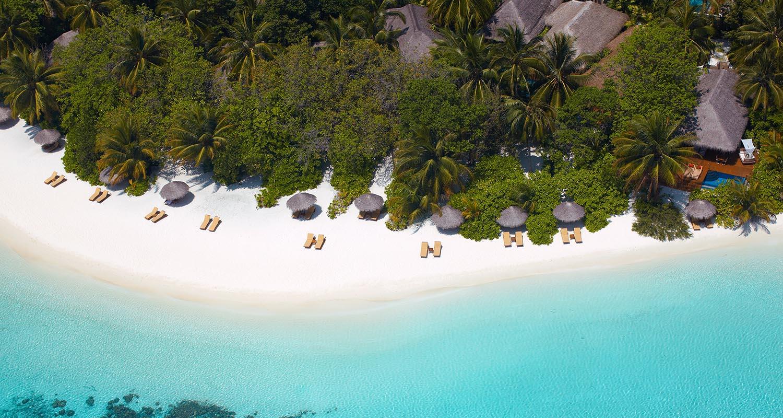 Baros Maldives_Beach View_