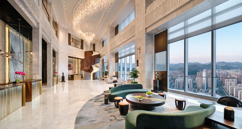 China: Neues Kempinski Hotel eröffnet in Jinan