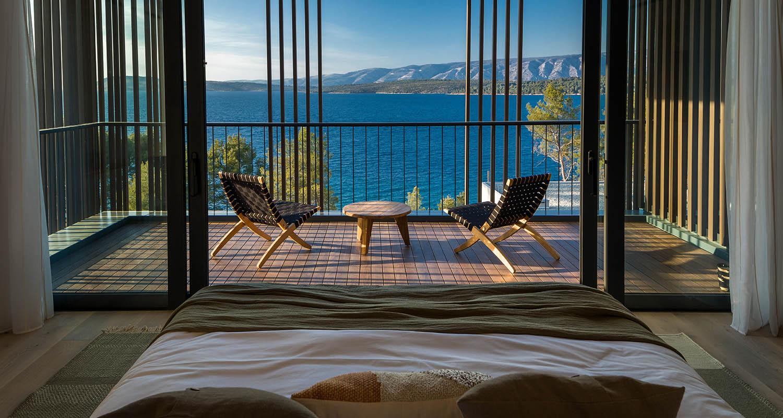 Das sind die schönsten Hotels in Kroatien