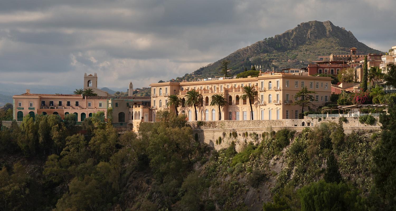 A Taste of Sizily: das Four Seasons Hotel San Domenico Palace in Taormina präsentiert kulinarische Highlights