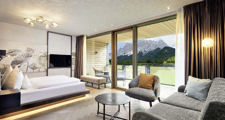 Tirol: Urlaubsoase im Alpenrose Familux Resort