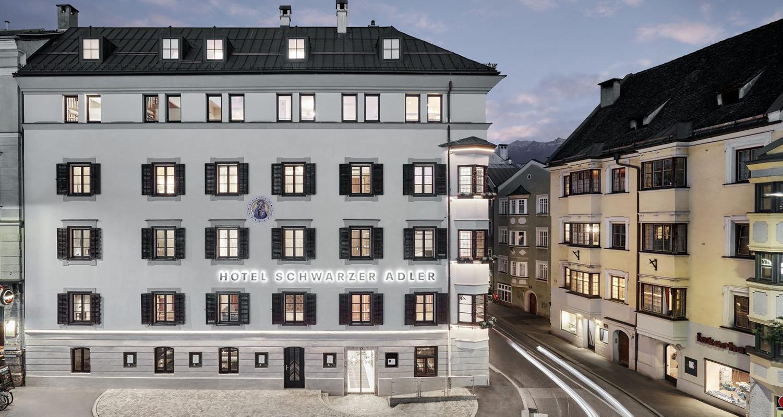 Langersehntes Comeback im Schwarzen Adler in Innsbruck