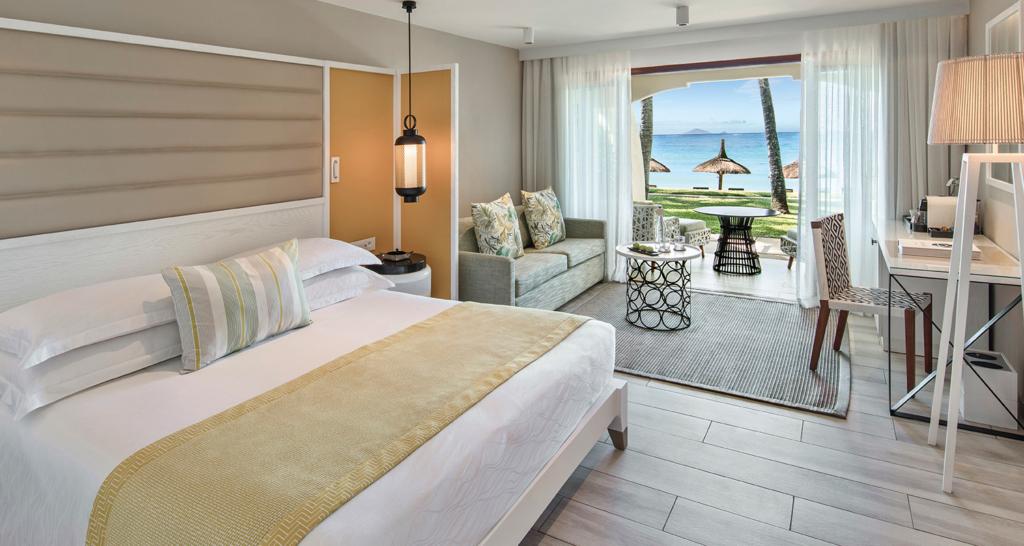 Constance Belle Mare Plage Mauritius Renovierung Zimmer