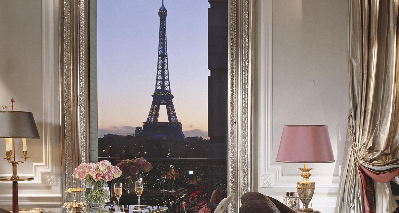 Das sind die luxuriösesten Hotels in Paris