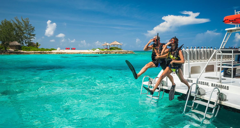 Das sind die schönsten Tauchspots in der Karibik