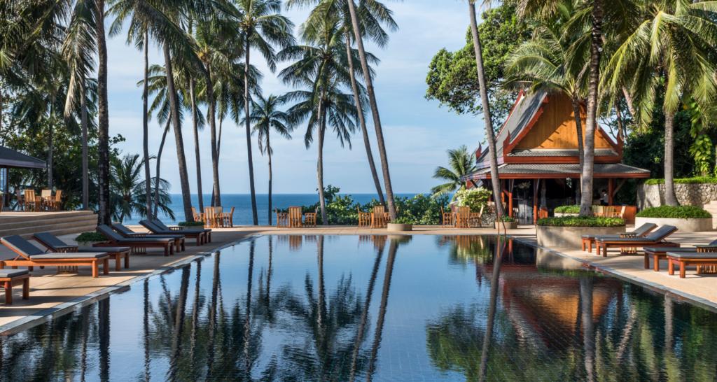 Amanpuri Phuket Thailand Main Pool