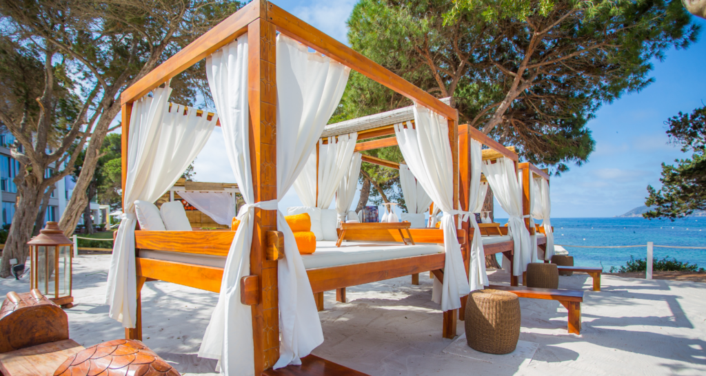 Die schönsten Beach Clubs Europas Nikki Beach