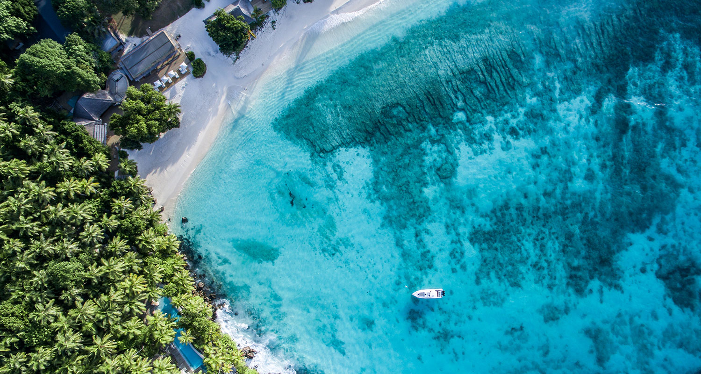 Seychellen, North Island