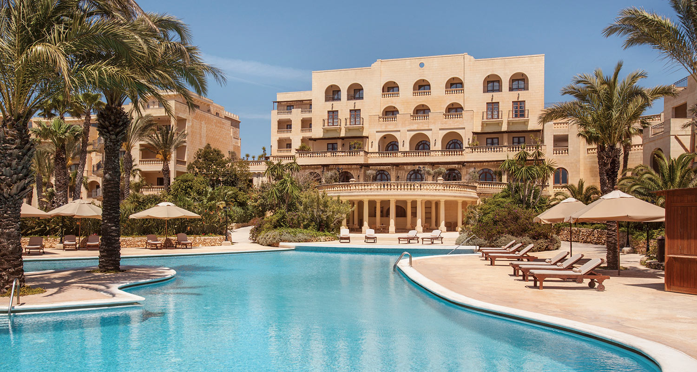 hotel Kempinski San Lawrenz auf Malta