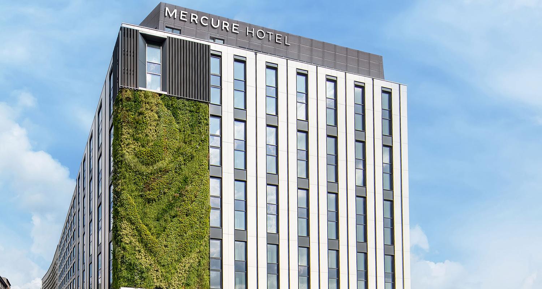 Das Mercure Katowice Centrum in Polen eröffnet und setzt ein Zeichen für Öko-Tourismus