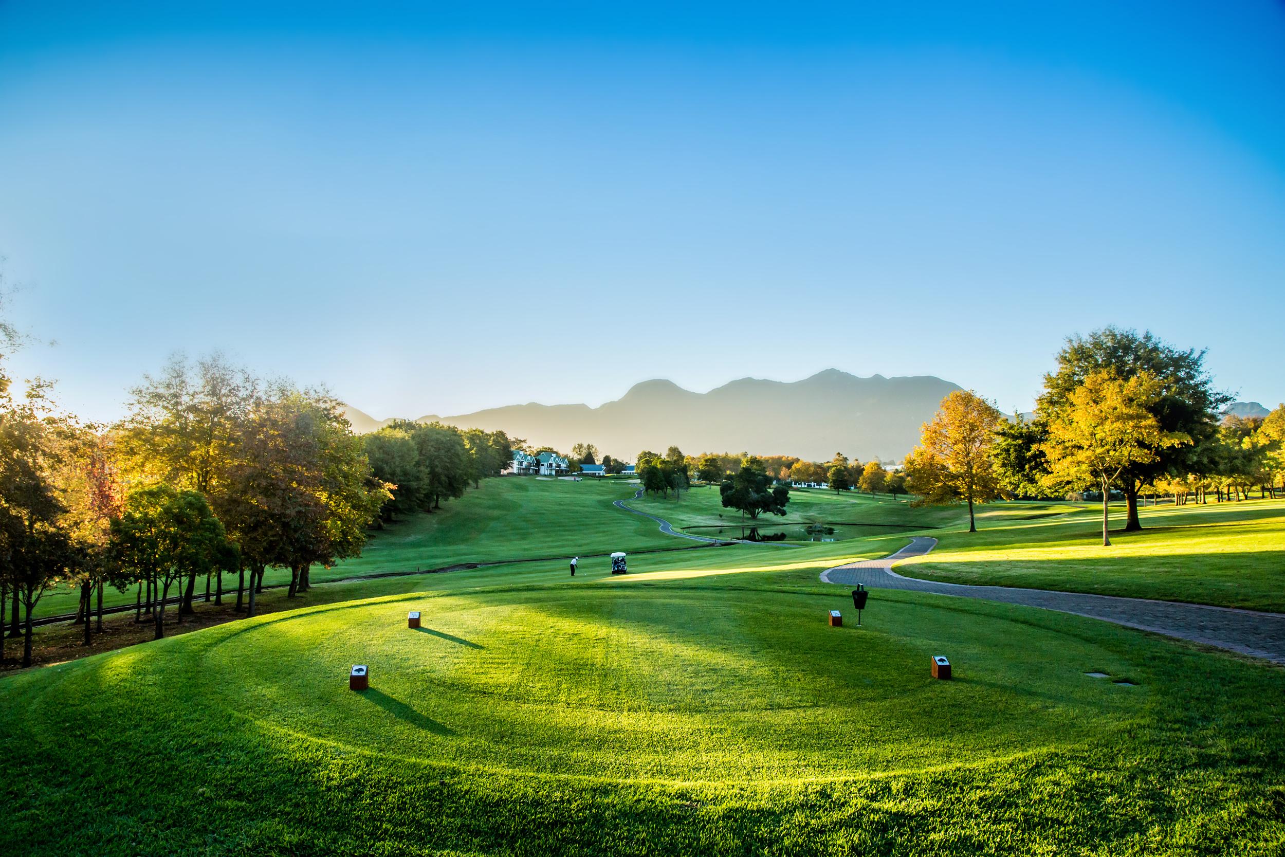 Die schönsten Golfresorts im Herbst