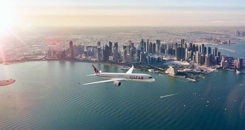 Qatar Airways tritt Koalition für nachhaltigen Flugverkehr bei