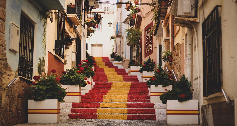 Spanien-Urlaub-Sätze
