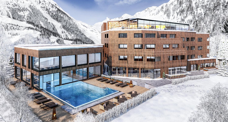 Apartmenthaus in Sölden The Secret
