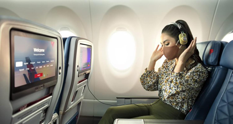 Spotify geht bei Delta Air Lines an Bord