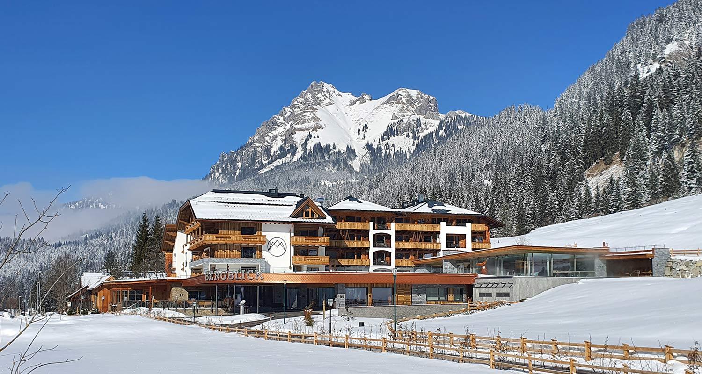 Natürliche Verwöhnzeit im Hotel Bergblick im Tannheimer Tal