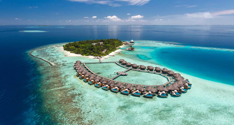 Baros Maldives_Aerial View