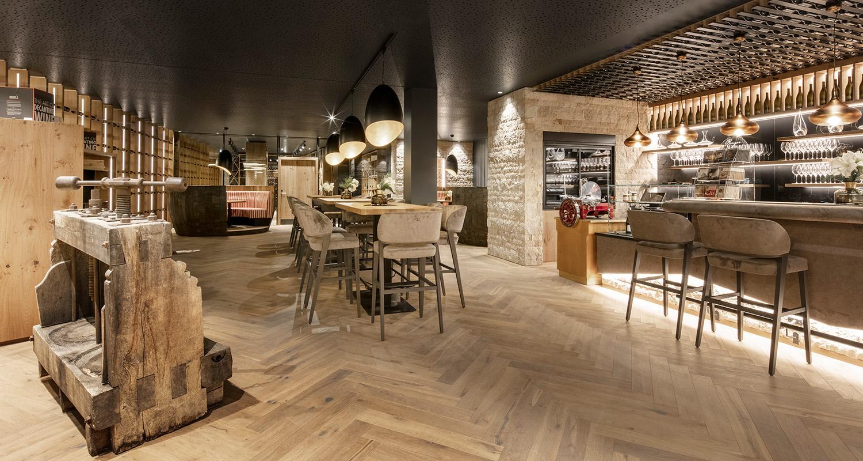 DAS EDELWEISS Salzburg Mountain Resort: Sommelier Vize-Staatsmeistertitel für Benjamin Zimmerling