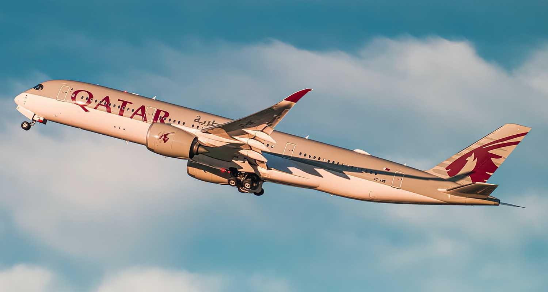 """Qatar Airways zum sechsten Mal zur """"Airline of the Year"""" gewählt"""